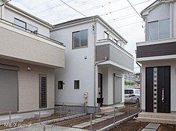 松戸市新松戸5丁目 新築一戸建て 9期 全4棟