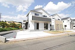 【長期優良住宅】守谷市御所ケ丘2丁目全8区画<新築分譲住宅全4棟>ーブルーミングガーデンーの外観