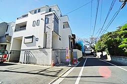 東武東上線「ときわ台」駅徒歩14分 伸びやかな約5.8M公道に...