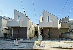 都営大江戸線「豊島園」歩9分 多彩な間取プランの全6棟の新築戸建