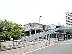 駅 1840m 磯子駅