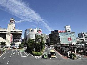 横浜駅まで2000m