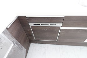便利な食器洗い乾燥機付き!