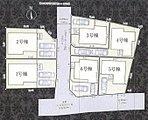 1号棟 4LDK、ロフト付き、南バルコニー 車2台駐車可