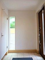 シューズインクローゼットがあるので、いつでも玄関がスッキリ!
