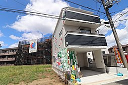 【JR南武線「稲田堤」駅 徒歩5分】 菅1丁目 新築戸建