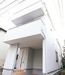 【JR南武線[武蔵新城」駅 平坦 徒歩15分】末長 新築戸建