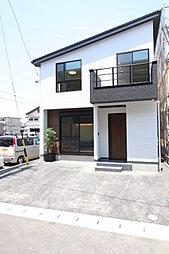 葵区川合2丁目建売住宅D号地の外観