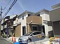 【京都】 宇治市第2宇治蔭山 新築一戸建 全2区画
