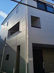 手すうりょう無 千代田町屋駅 徒歩5分 耐震等級3 1棟 3階建 間取り変更可能 の外観