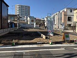 豊島区南長崎5丁目 売地/建築条件無し/全4区画