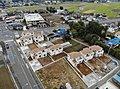 デザイナーズ住宅。駐車3台可能の広い敷地。幸手市円藤内 全8棟