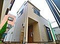 2階建ゆとりの4LDK~川崎市幸区戸手3丁目新築戸建~充実の設備