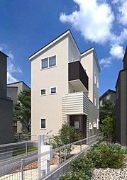 全室5帖以上のゆとりの邸宅「川崎区観音2丁目新築戸建」