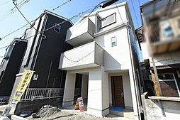 尼崎市尾浜町1丁目 駐車2台の邸宅誕生 ~名和小学校通学エリア~