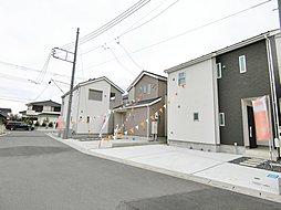 宮代町道佛 全5棟 新築一戸建て建売分譲