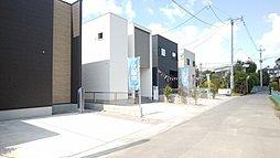 【MEGURIE恵家】筑紫野市大字牛島 新築住宅の外観