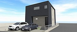 【MEGURIE恵家】博多区麦野4丁目 新築住宅の外観