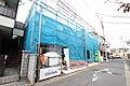 本日ご覧いただけます。江戸川区篠崎町4丁目 新築戸建て 明るい南東6m公道面の整形地