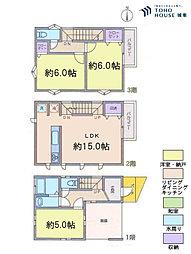 Senjumidoricho 3 House【足立区千住緑町3...
