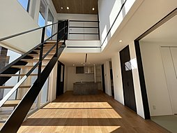 【DAI-SEI】広陵町三吉 全20区画の新築分譲地 外構も諸費用も含めて2540万円よりの外観