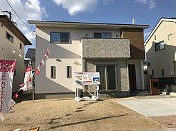 岡山市南区植松3号地の外観