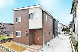 【ニコニコ住宅】土合C棟 新築住宅の外観