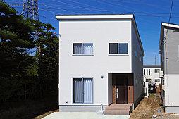 【ニコニコ住宅】美沢A棟 新築住宅の外観