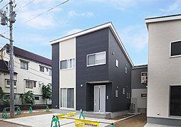 【ニコニコ住宅】美沢C棟 新築住宅の外観