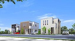 【タマタウン西高室】新築が建ち並ぶ街並みに、タマホームの建売住宅、堂々3棟誕生.の外観