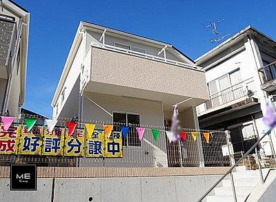 シンプルで落ち着きのある建物は住むかたの個性でオリジナルなものになっていきます,3LDK,面積92.33m2,価格2980万円,京王高尾線「高尾」駅 徒歩15分,中央線「高尾」駅 徒歩15分,東京都八王子市元八王子町3丁目