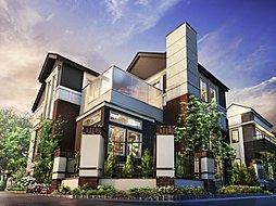 三菱地所レジデンスの一戸建て ザ・パークハウス ステージ つつじヶ丘の外観