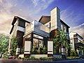 三菱地所レジデンスの一戸建て ザ・パークハウス ステージ つつじヶ丘