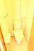 トイレ,1LDK,面積45.72m2,賃料5.7万円,JR東北新幹線 小山駅 徒歩21分,JR東北本線 小山駅 徒歩21分,栃木県小山市大字大行寺