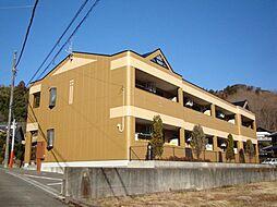 伊豆箱根鉄道駿豆線 修善寺駅 バス5分 嵐山下車 徒歩5分の賃貸アパート