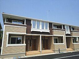 JR成田線 佐原駅 バス12分 鳥羽下車 徒歩3分の賃貸アパート