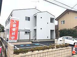 東武東上線 東松山駅 バス13分 冑山下車 徒歩11分の賃貸アパート