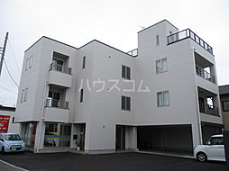 JR東北本線 宇都宮駅 バス17分 平松神社前下車 徒歩5分の賃貸マンション
