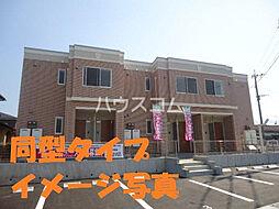 名鉄小牧線 田県神社前駅 徒歩16分の賃貸アパート