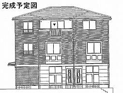 京王相模原線 京王多摩センター駅 徒歩8分の賃貸アパート