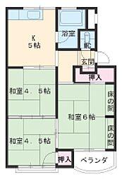 一社駅 3.9万円