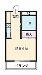 星ヶ丘駅 2.2万円