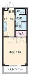 星ヶ丘駅 3.4万円