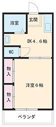 上社駅 2.7万円