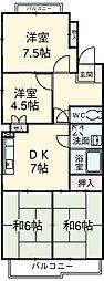 上社駅 9.5万円