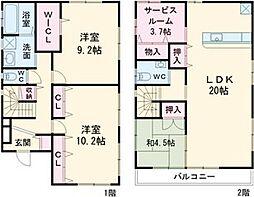 市川駅 19.8万円