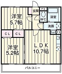 蓮田駅 5.1万円