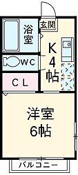 藤枝駅 2.5万円
