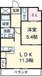 中央本線 神領駅 徒歩21分