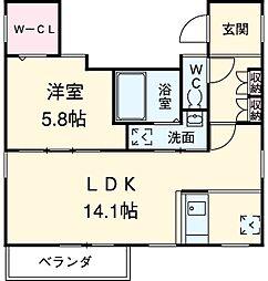 大森・金城学院前駅 4.8万円